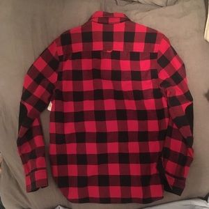 1e5ff2f39c2fe0 Roots Shirts | Park Plaid Shirt M | Poshmark